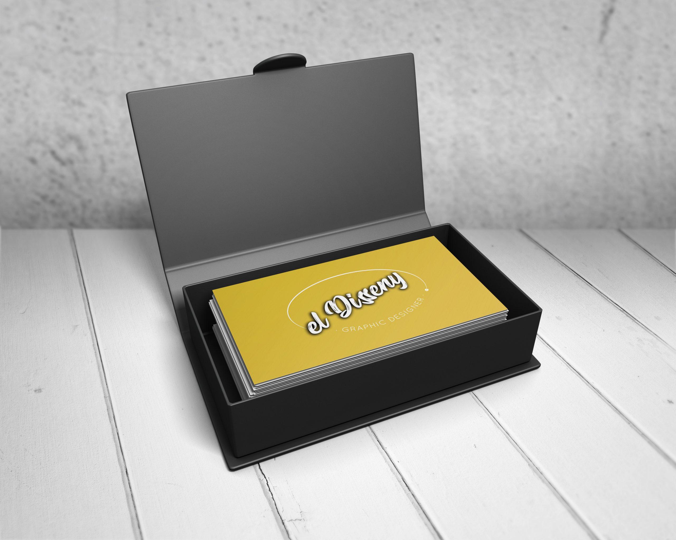 Diseñamos tu tarjeta de visita